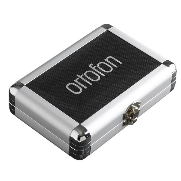 Ortofon Concorde - DJ - Twin Set (cartridge set / consisting of 2 x DJ - sturdy model for scratch and back-cueing / incl. accessories)