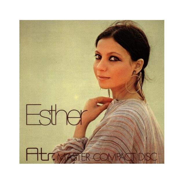 ATR Esther Ofarim: Esther - CD (Audio CD / ATR Master Compact Disc / 12 tracks / new & sealed / ATR-CD 001)