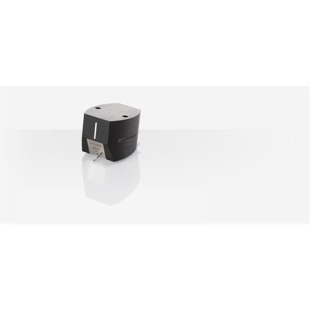 Clearaudio Artist V2 - MM cartridge system for turntables (ebony wood housing / Moving Magnet technology)