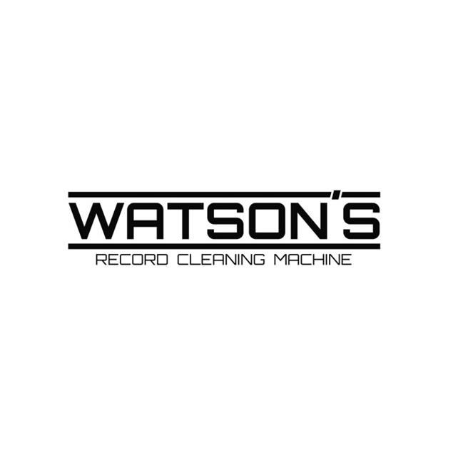 "Watson´s RCM 230V - record cleaning machine with 12"" vacuum arm (in black)"