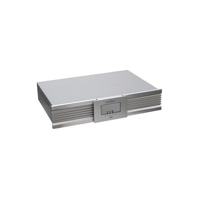 IsoTek EVO3 Sigmas EU - mains filter (4 x 10 A outputs / 2 x high current 16 A outputs / incl. EVO3 Premier - power cord with EU Premier on C19 / blue / 1.5 m)