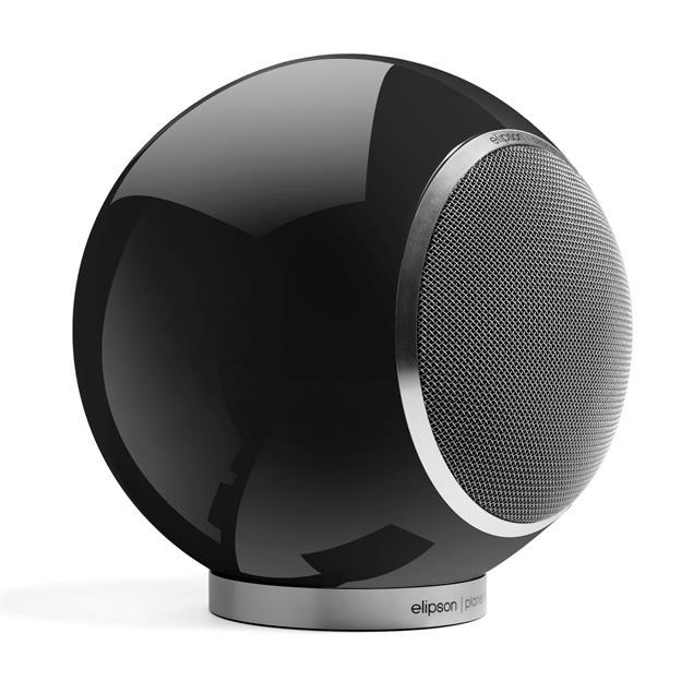 Elipson Planet L - 2-way bookshelf loudspeakers (black / 30-80 Watts / 1 pair)