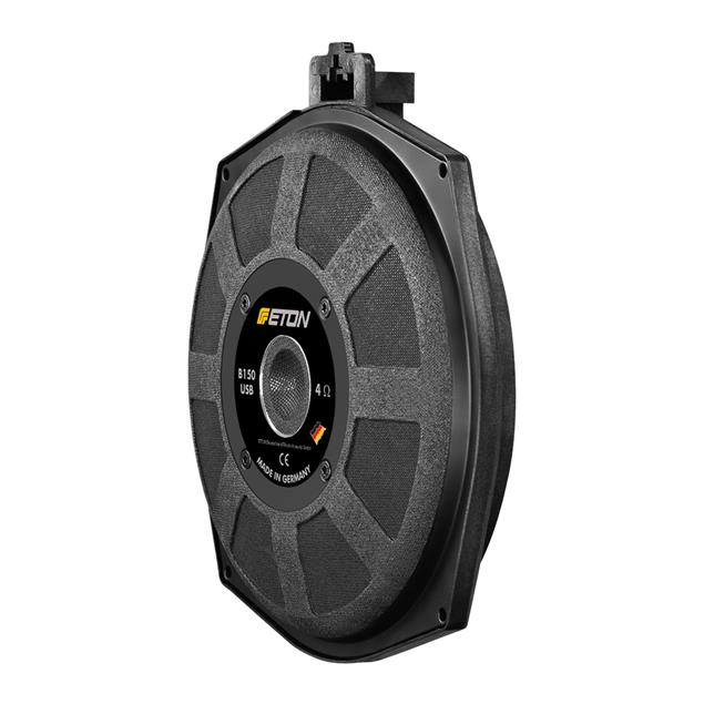 Eton UG B 150 USB - underseat bass for BMW (20 cm (8 inch) / underseat-mounted / 150/200 Watts RMS/MAX)