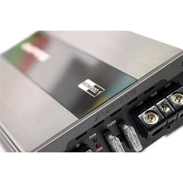 Ampire MBM500.1-3G - mono power amplifier (500 Watts RMS / 1000 Watts max)