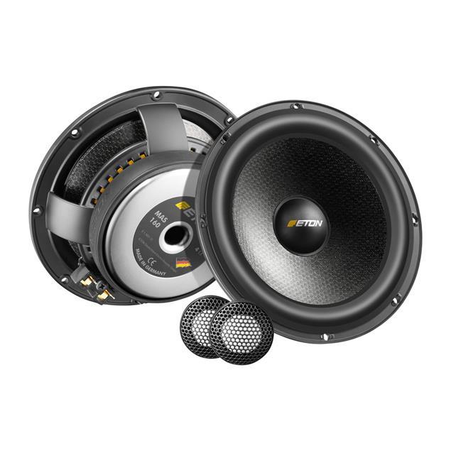 Eton MAS 160 - 2-Way loudspeaker component system (16.5 cm / 6.5 inch / 70 Watts nominal power / 140 Watts Max / 1 pair)