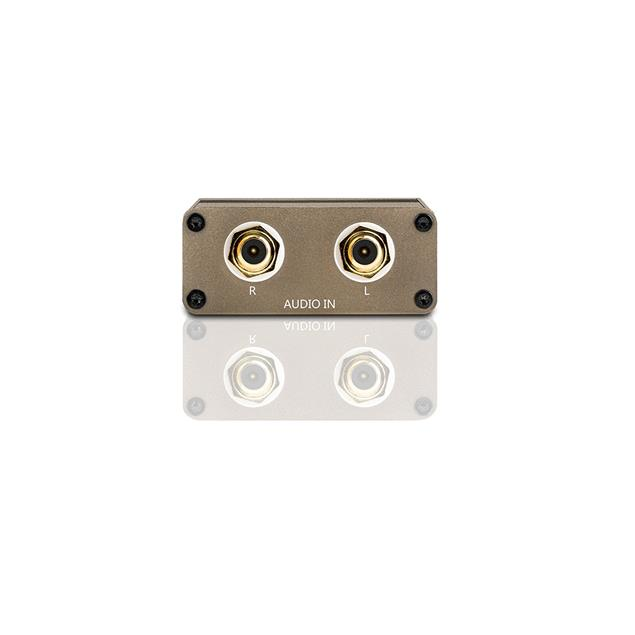 Oehlbach 9052 - Audio Linear 8 - galvanic separation filter (metallic brown)