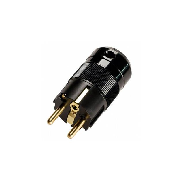 Wattgate 360 evo - Schuko plug (1 piece / black)