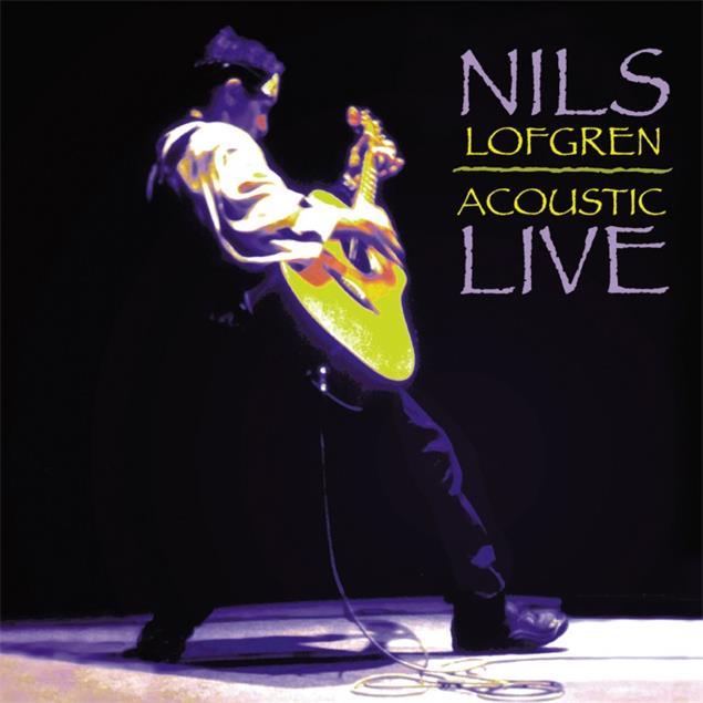 Nils Lofgren - Acoustic Live (Super Audio CD)