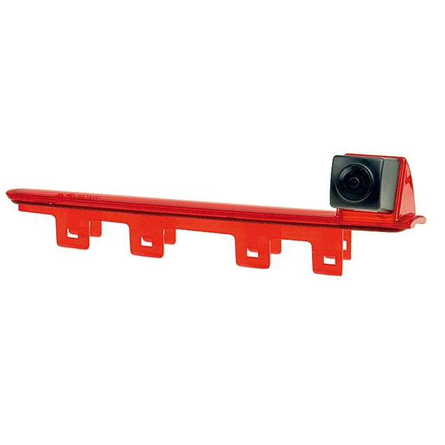 Ampire KC403-50 - rear view camera for VW T5 and T6 with hinged doors (mirrored / coloured)
