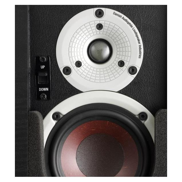 DALI Alteco C-1 - multi-purpose speakers (white / ideal for Dolby Atmos and Auro-3D / wall and ceiling mounting / 1 pair)