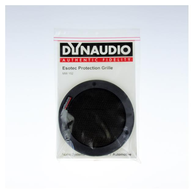 Dynaudio Esotec MW 152 - speaker protection grille (for Esotec MW 152 / black / 1 pair)