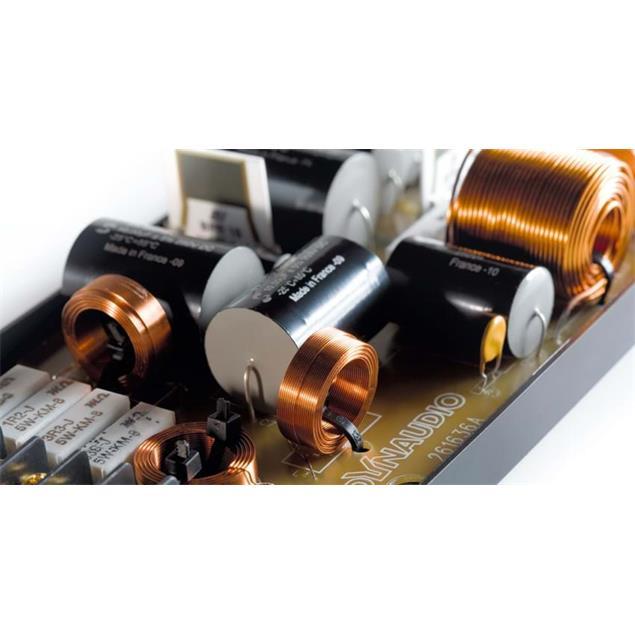 """Dynaudio Esotec System 222 - 2-way component system (14.6 cm / 5.75"""" / 100 Watts)"""