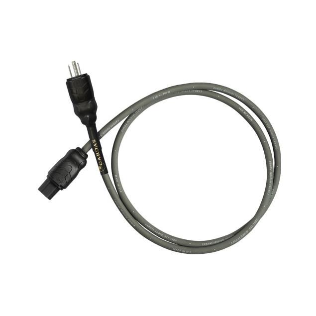 Cardas Audio Iridium Power - power cable (Schuko - IEC / grey / 1.0 m)