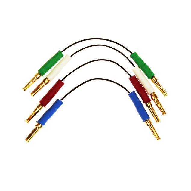 Cardas Audio HSL PCC EG - headshell cable (gold plated / 55 mm / 4 pieces)