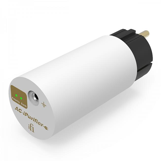 iFi-Audio AC iPurifier - active mains filter (incl. ANC = Active Noise Cancellation)
