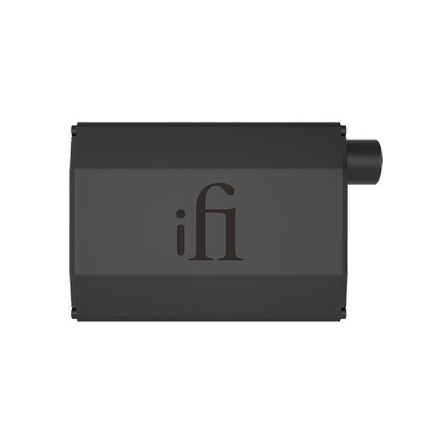 iFi-Audio Nano iDSD Black Label - portable headphone amplifier (Hi-Res / USB / DAC / MQA / black)