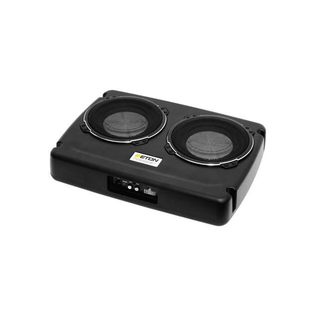 Eton USB 6.2 - underseat bass (2 x 16 cm / underseat-mounted / 200/320 Watts RMS/MAX)