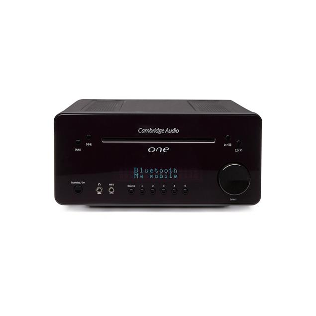 Cambridge Audio ONE - all-in-one music system (30 Watts RMS / black)