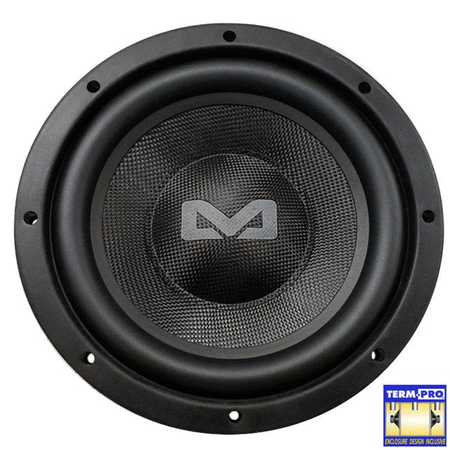 Ampire BOLD82 - subwoofer (400 Watts RMS / 800 Watts max / 20 cm)