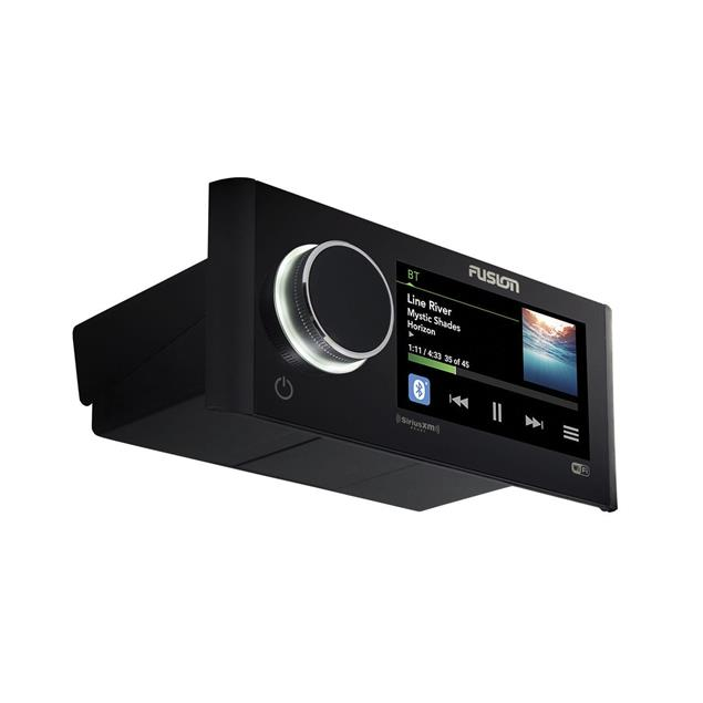 FUSION MS-RA770 - Apollo Marine Entertainment System with built-in Wi-Fi (Bluetooth A2DP / 280 Watts / AM/FM / AUX / black)