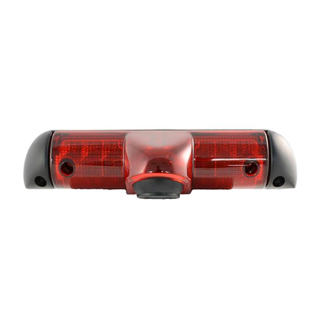 Ampire KV-DUCATO-4G - colour rear view camera (für FIAT Ducato, CITROEN Jumper, PEUGEOT Boxer /170 degrees / mirrored / guide lines / colour)