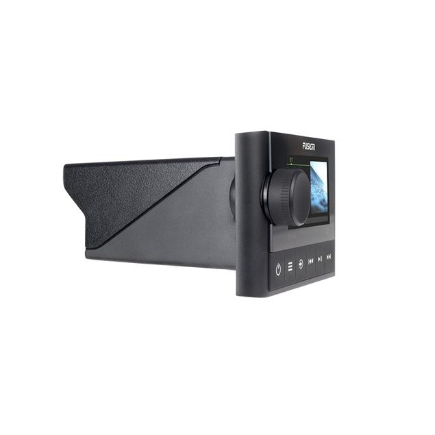 FUSION MS-SRX400 - Apollo Marine Zone Stereo With Built-In Wi-Fi (Bluetooth A2DP / 140 Watts / AM/FM / UPnP / black)