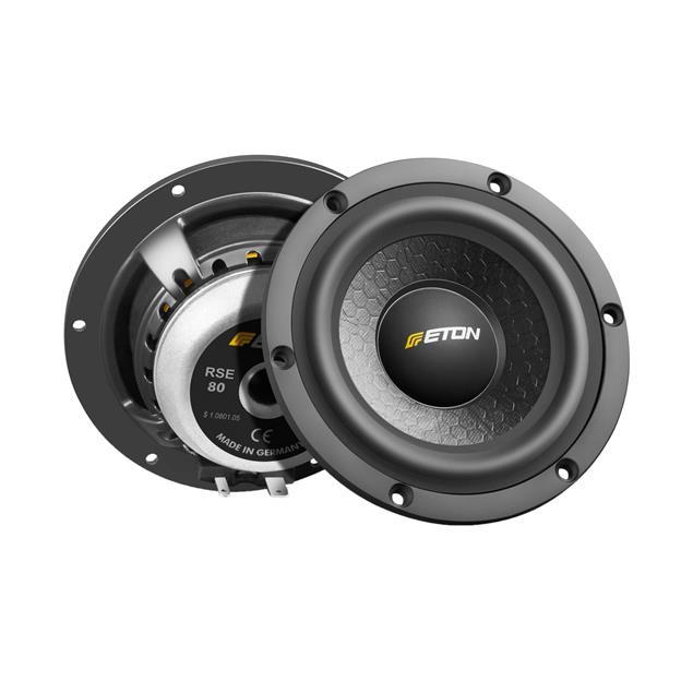 Eton RSE 80 - midrange loudspeaker (80 cm / 20 Watts / 1 pair)