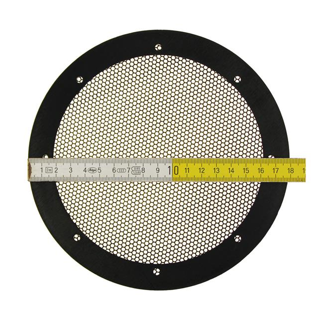 Eton GRILL 160 - speaker protection grille (for ETON speakers / black / 1 pair)