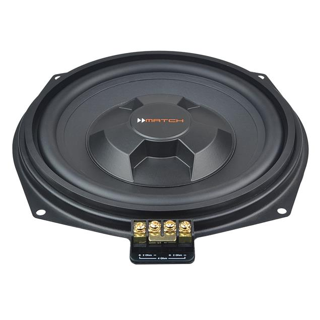 "MATCH MW 8BMW-D - subwoofers for BMW (20 cm / 8"" / 200 Watts RMS / 400 Watts max / 1 pair)"