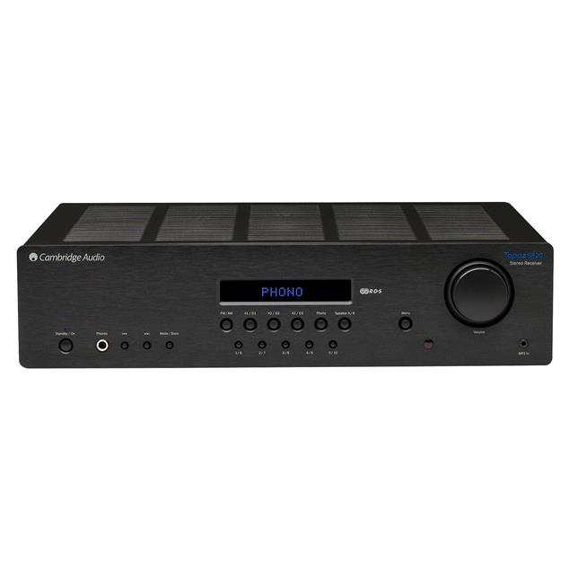 Cambridge Audio Topaz SR20 - digital Stereo Receiver (100 Watts / 8 ohms / black)