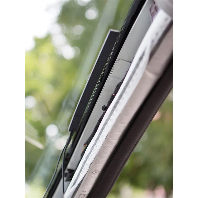 Zenec Z-EACC-DAB2 - DAB+ window adhesive mount antenna (black)