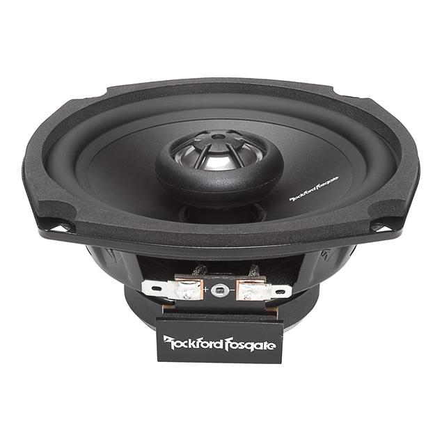 ROCKFORD FOSGATE R1-HD2-9813 - 2-channel motorcycle system for Harley-Davidson® (for models 1998-2013 / 140 W RMS / 2x 13 cm or 5.25 inch coaxial loudspeakers)