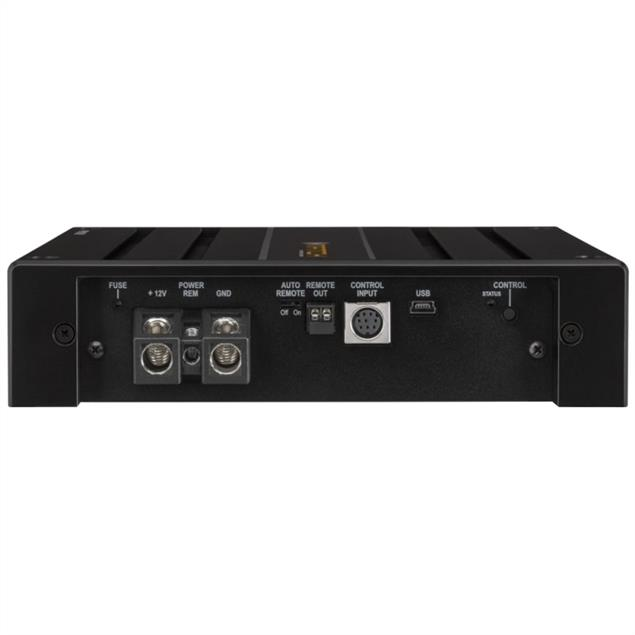 MATCH PP 86DSP - 8-channel amplifier with DSP (4 x 55 Watts RMS / 4 x 110 Watts max. / class HD / plug & play)