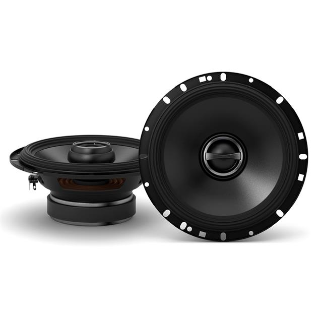 ALPINE S-S65 - 2-way coaxial loudspeakers (16.5 cm / 6.5 inch / 80 Watts RMS / 240 Watts max. / part of the new S series)