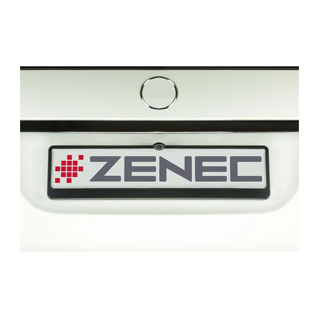 Zenec ZE-RVC55LP - license plate camera
