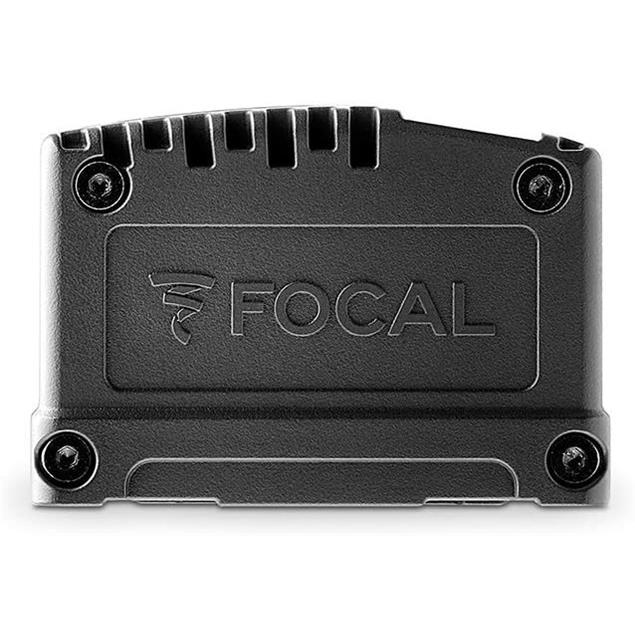 Focal IMPULSE 4.320 - 4-channel indash amplifier (4x 55 W RMS at 4 Ohms, 4x 80 W RMS at 2 Ohms, 2x 160 W RMS at 4 Ohms bridged / class D)