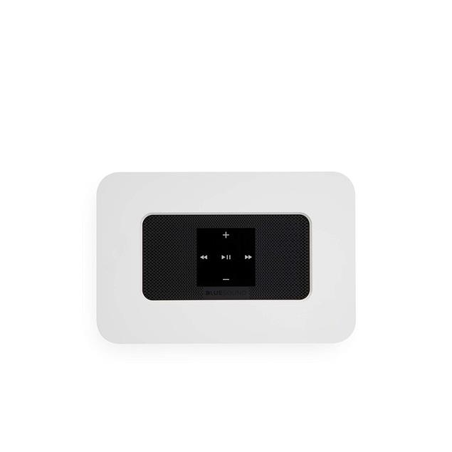 Bluesound Node 2i - streaming player (for multiroom audio / wireless / Hi-Res / white)