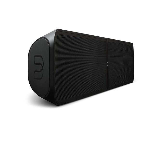 Bluesound Pulse Soundbar 2i - streaming client with built-in loudspeakers in black
