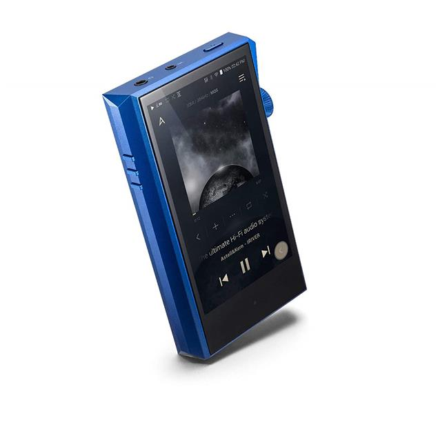 Astell & Kern Ultima SP1000M - mobile high definition audio player (lapis blue / HD display / octa core / AK4497EQ dual DAC / 128GB / 32bit/384Khz)