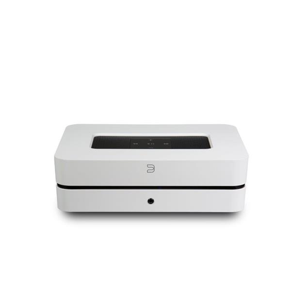 Bluesound Powernode 2i - streaming player in white