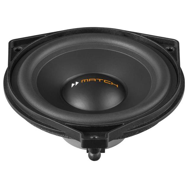 MATCH UP S4MB-SUR - loudspeaker upgrade for Mercedes