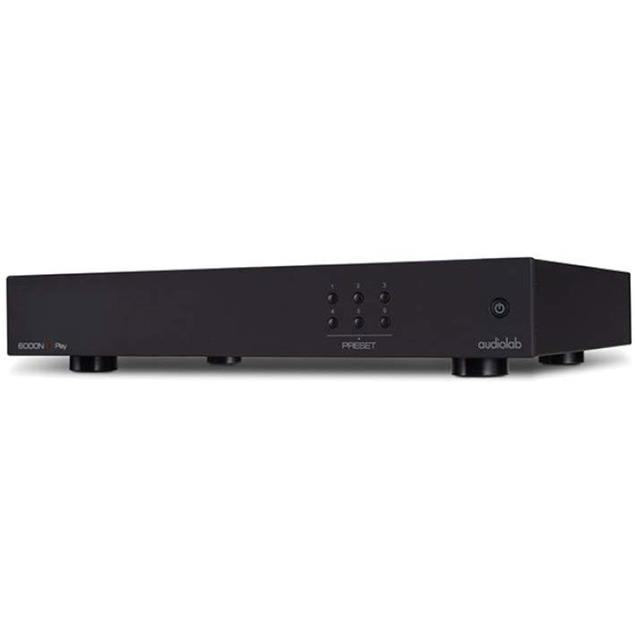 Audiolab 6000N - streaming player / network player (black)