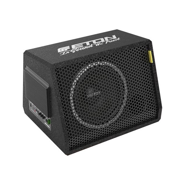 Eton MOVE 12-400 AR - active subwoofer (30 cm/12 inch / 200 Watts / incl. hi-level inputs / incl. wired level remote control)