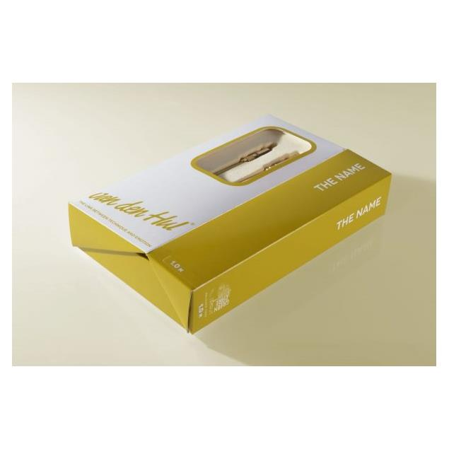 Van den Hul The Name - hybrid RCA cable (stereo set = 2x 0.8 m)