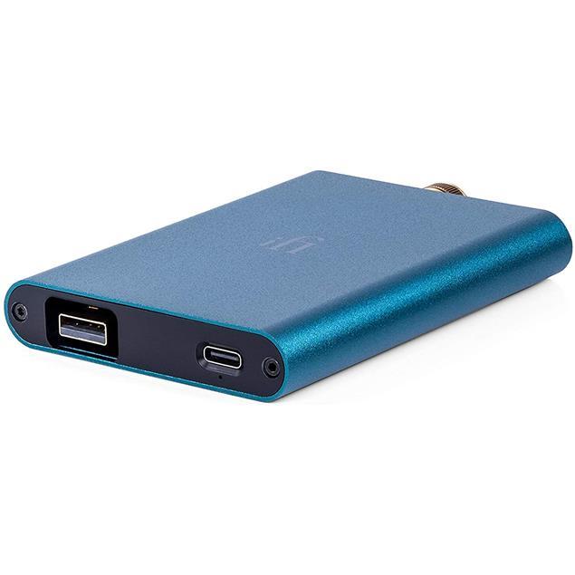iFi-Audio Hip-Dac - portable headphone amplifier / DAC (MQA, PC384kHz, DSD256)