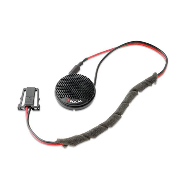 Focal IS 165VW - 2-way component loudspeaker system for Seat, Skoda and Volkswagen (16.5 cm / 6.5 inch / 120 W max. / 60 W RMS / plug & play)