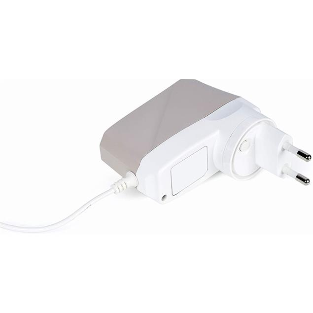 iFi-Audio iPower X - low-noise plug-in power supply with EU plug (9V / 2.5A / white)