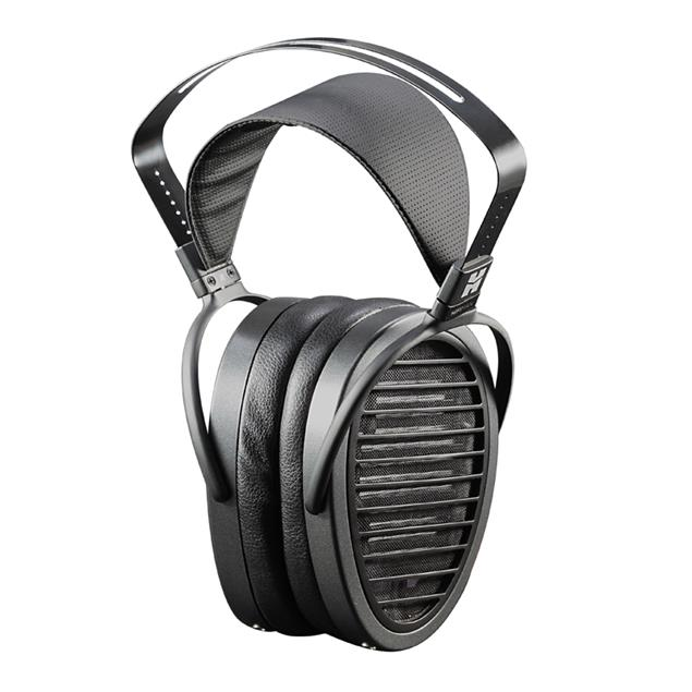 HiFiMAN ARYA - open magnetostatic headphones (high end premium stereo headphones / incl. special ear pads of the type Ultrapads V2 / black)