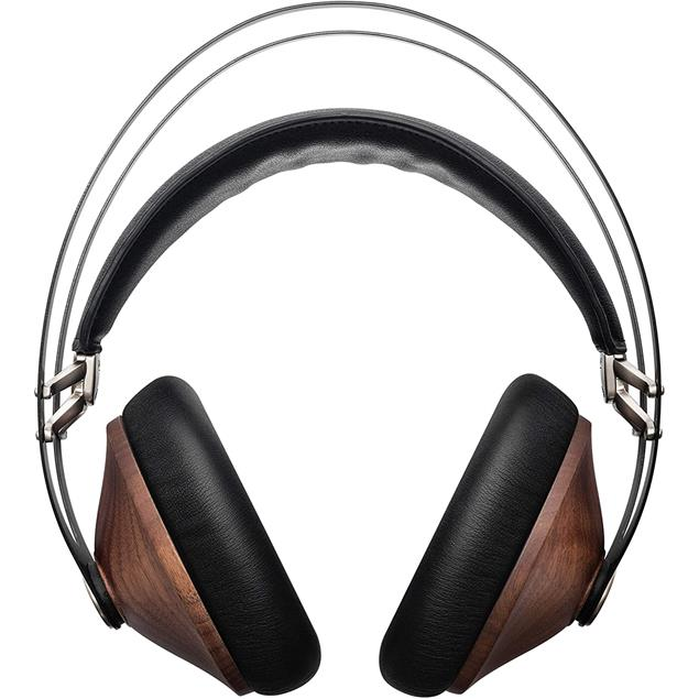 Meze Audio 99 Classics - closed headphones in walnut silver
