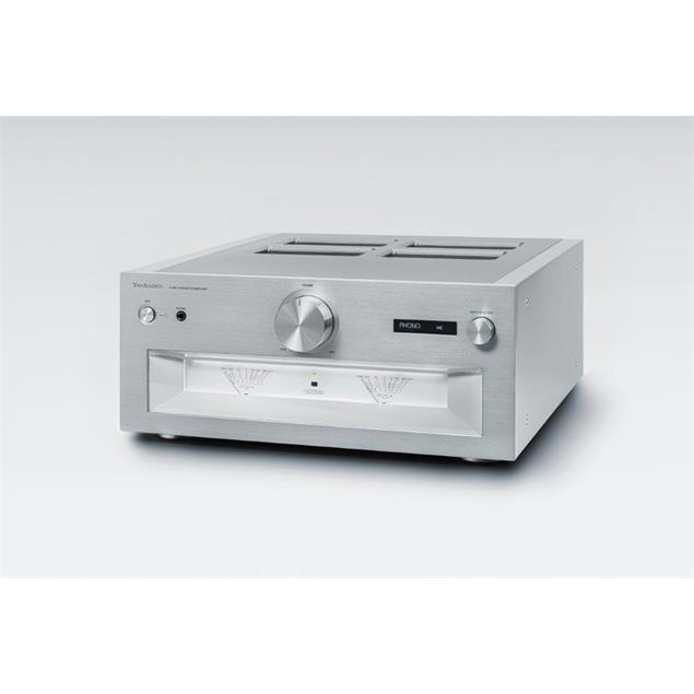 Technics SU-R1000 - reference integrated amplifier in silver